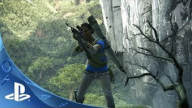 uncharted 4 a thief s end трейлер