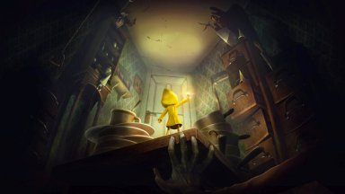 Превью: Little Nightmares