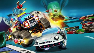 Превью: Micro Machines World Series