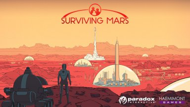 Превью: Surviving Mars