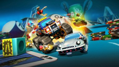 Рецензия: Micro Machines World Series