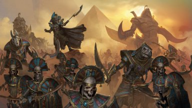 Рецензия: Total War: WARHAMMER II - Rise of the Tomb Kings