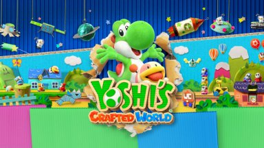 Рецензия: Yoshi's Crafted World