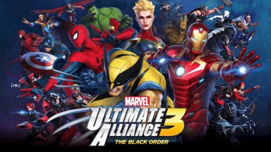 Рецензия: Marvel Ultimate Alliance 3