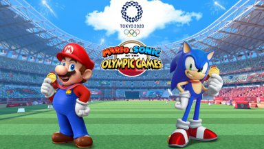 Рецензия: Mario & Sonic at the Olympic Games Tokyo 2020