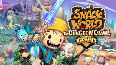 Рецензия: Snack World: The Dungeon Crawl – Gold