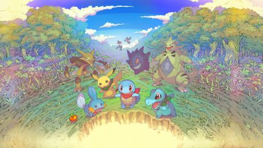 Рецензия: Pokemon Mystery Dungeon Rescue Team DX