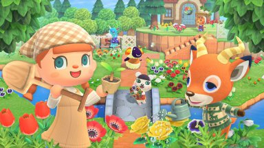Рецензия: Animal Crossing - New Horizons