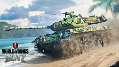 Интервью: World of Tanks Blitz