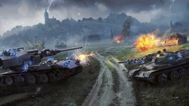 World of Tanks: Последний Ваффентрагер