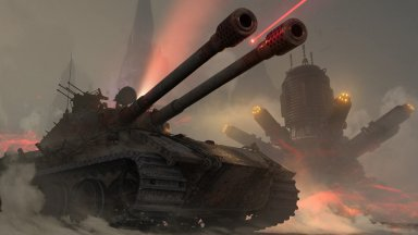 World of Tanks: Мирный-13