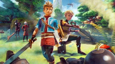 Рецензия: Oceanhorn 2 - Knights of the Lost Realm