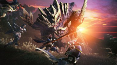 Превью: Monster Hunter Rise